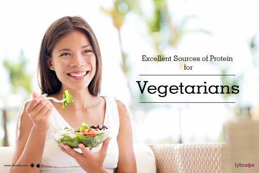 Excellent Sources of Protein for Vegetarians