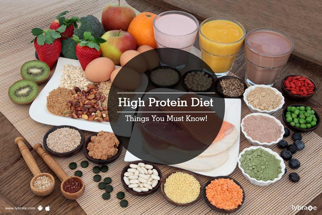 High Protein Diet - Things You Must Know!