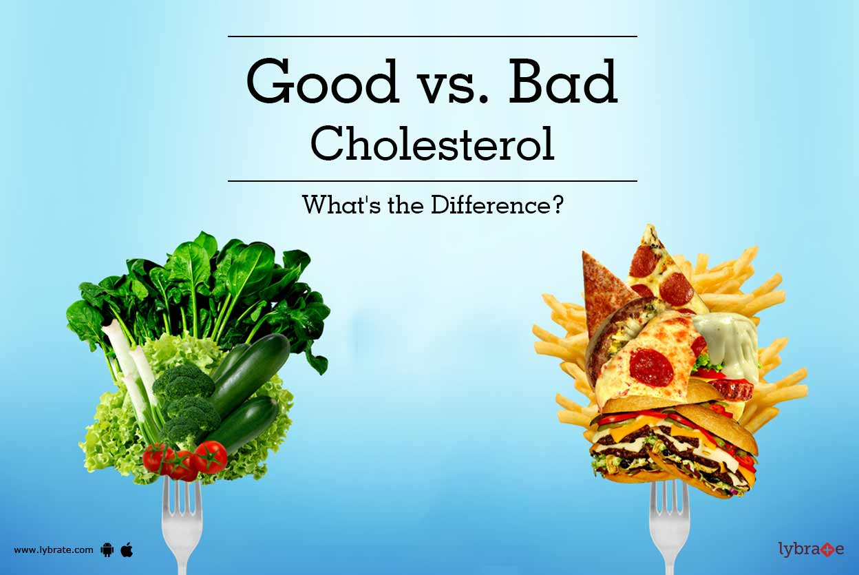 Good vs. Bad Cholesterol: What's the Difference?