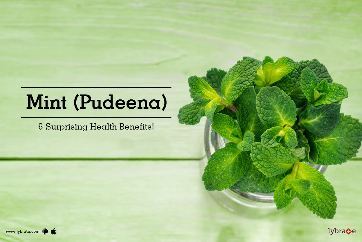 Mint (Pudeena) - 6 Surprising Health Benefits!