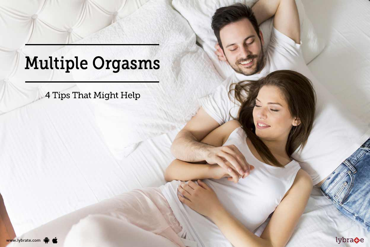 Female multiple orgasm tips