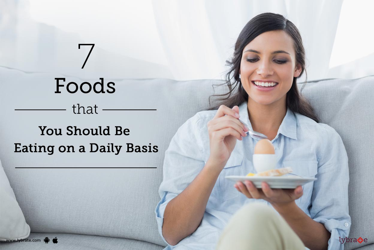There are certain foods that you should be eating on a regular basis to improve your overall health. These foods contain ...