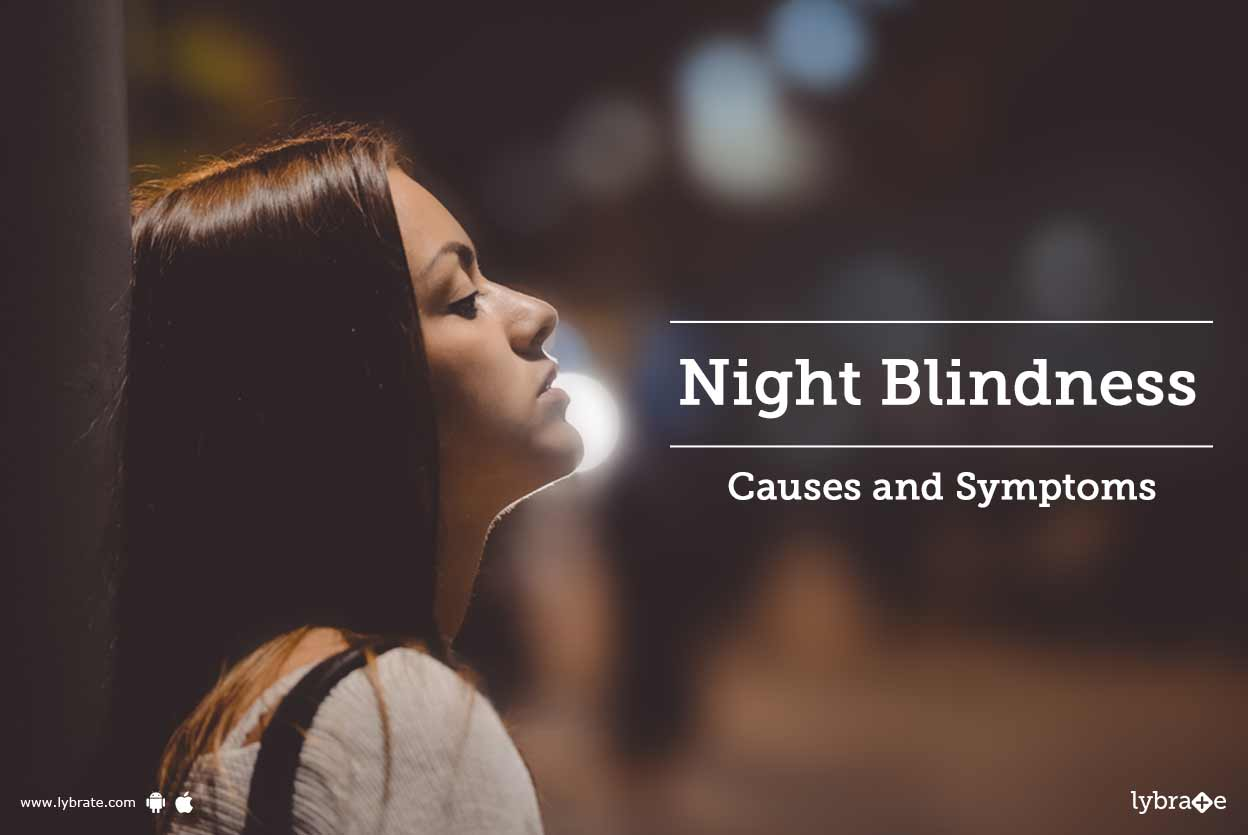 night blindness Night blindness, inability to see normally in subdued light it is usually a result of vitamin a deficiency the rod cells, one of two light-sensitive areas of the retina of the e.