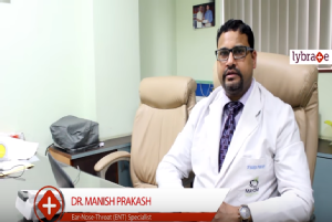 Here are allergic issues of the Nose<br/><br/>Hello, I am Dr. Manish Prakash, senior ENT consulta...