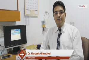 Benefits of Total Knee Replacement<br/><br/>hello, I am Dr. Hardik Ghundiyal practicing in Bombay...