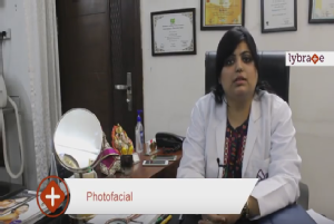 How treatment is carried out with Photofacial