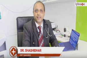 Hi, I m Dr. Shashidhar. I m a pediatric ENT consultant and I work with a hospital called Artemis ...