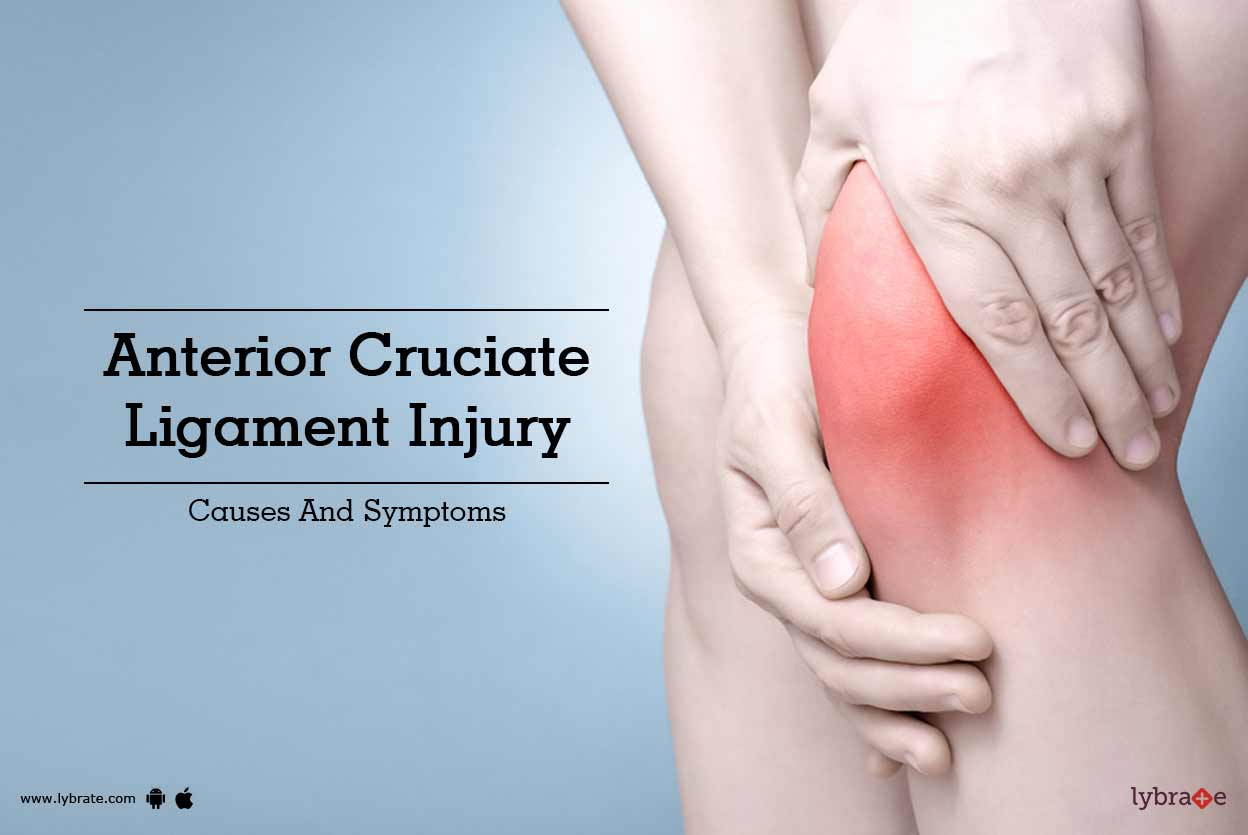 Anterior Cruciate Ligament Injury Causes And Symptoms By Dr Radhakrishnan Paulraj Lybrate