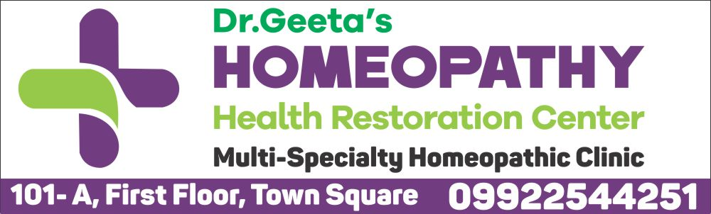 Dr Geeta's Homoeopathic Health Restoretion Center. , Pune