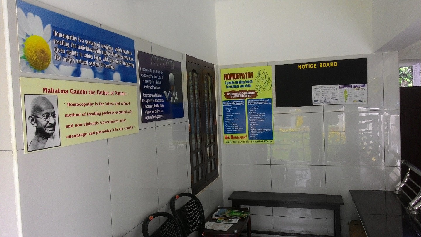 Swasthi Homoeopathic Wellness Clinic, Thrissur