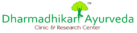 Dharmadhikari Ayurveda Clinic & Research center, Pune