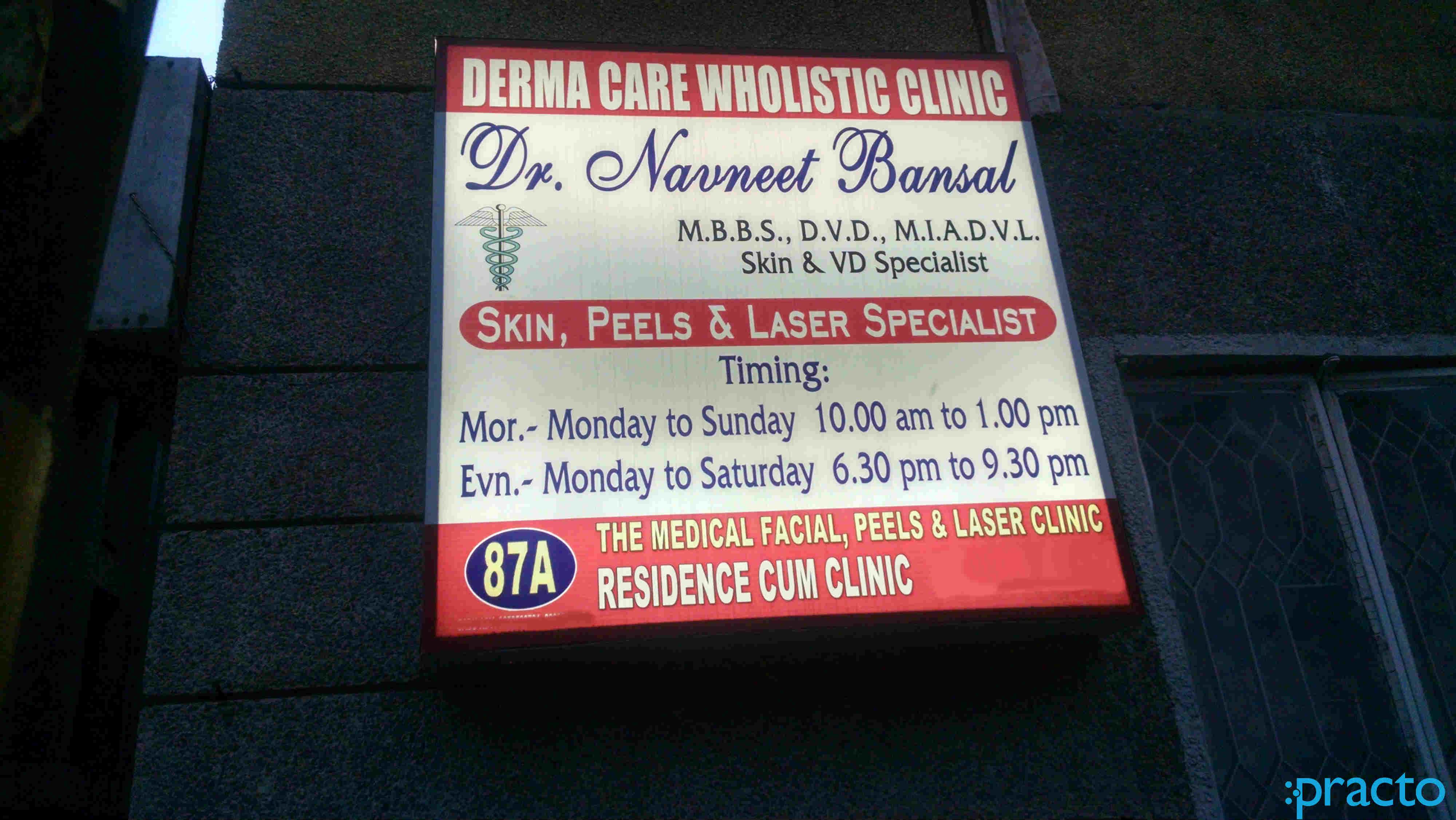 Dermacare Wholistic Clinic, Delhi
