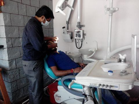 Maa sharda dental & ent clinic, satna