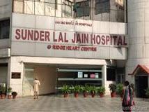 Sunder Lal Jain Hospital, Delhi