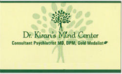 Dr. Kiran's Mind Center, Mumbai