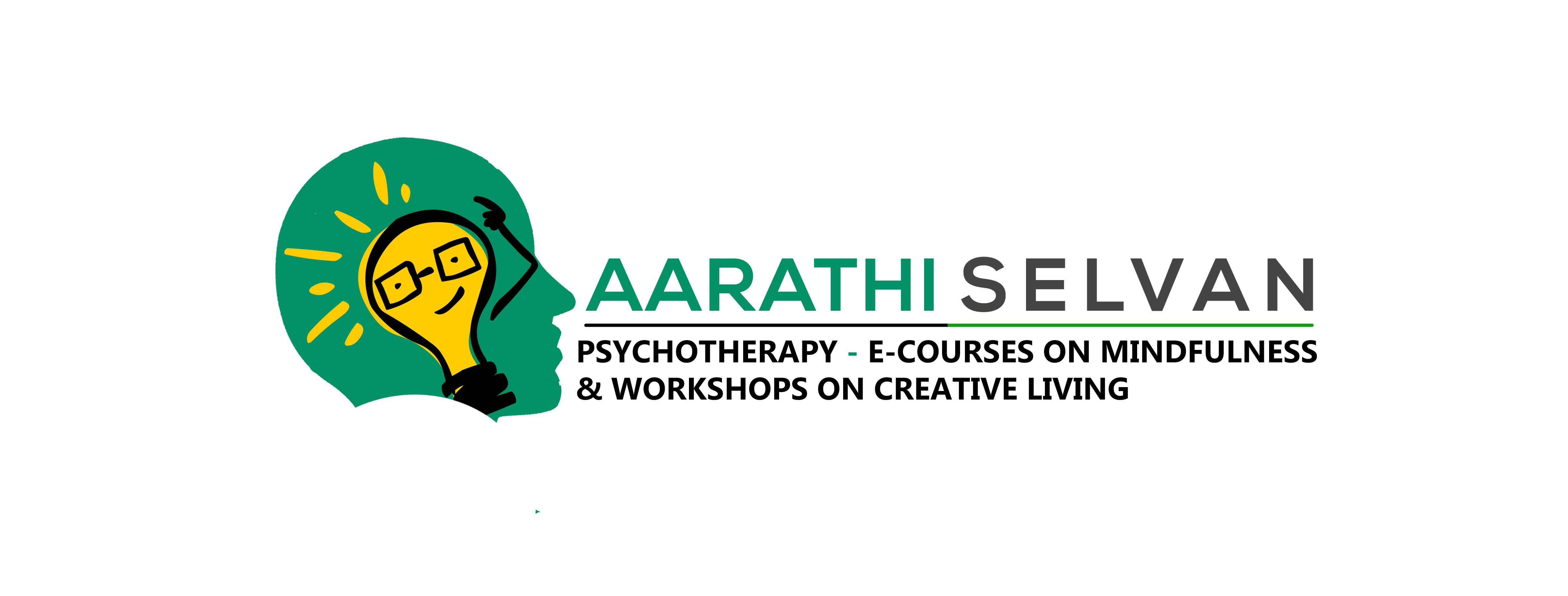 Aarathi Selvan - Pause For Perspective, Hyderabad