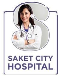 Saket City Hospital, Saket