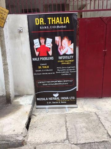 Dr Thalia, Noida