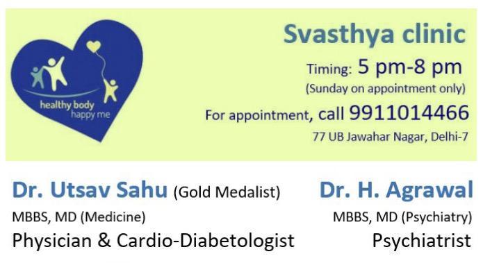 SVASTHYA Clinic | Lybrate.com