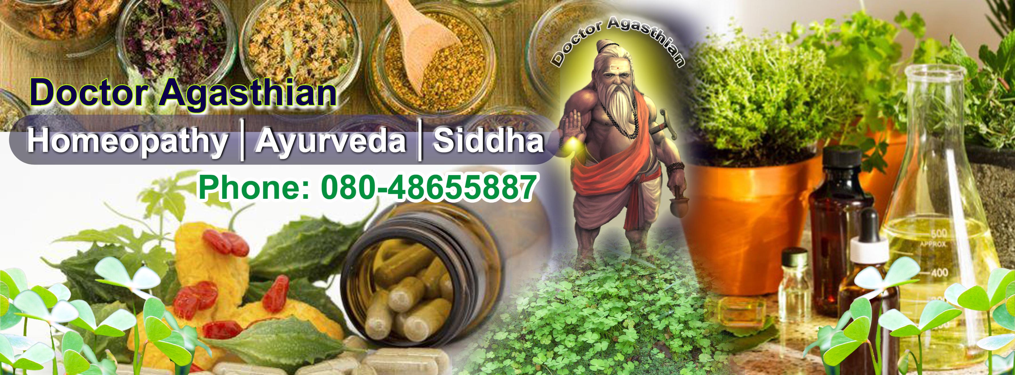 Dr.Agasthian Alternative Medication, Bangalore