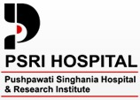 PUSHPAWATI SINGHANIA HOSPITAL &  RESEARCH INSTITUTE, New delhi