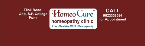 HomeoCure? Homeopathy Clinic, Pune