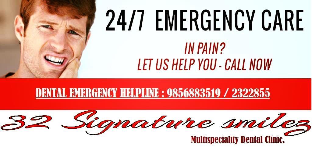 32 Signature Smiles dental clinic, Agartala