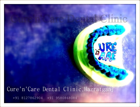 Cure'n'Care Dental Clinic, Lucknow