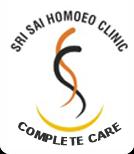 Sri Sai Homeo Clinic, Hyderabad