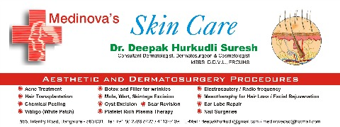Mallya Audikesh Skin Care, Bangalore