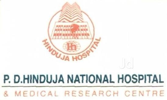 Hinduja Hospital - Mahim, Mumbai