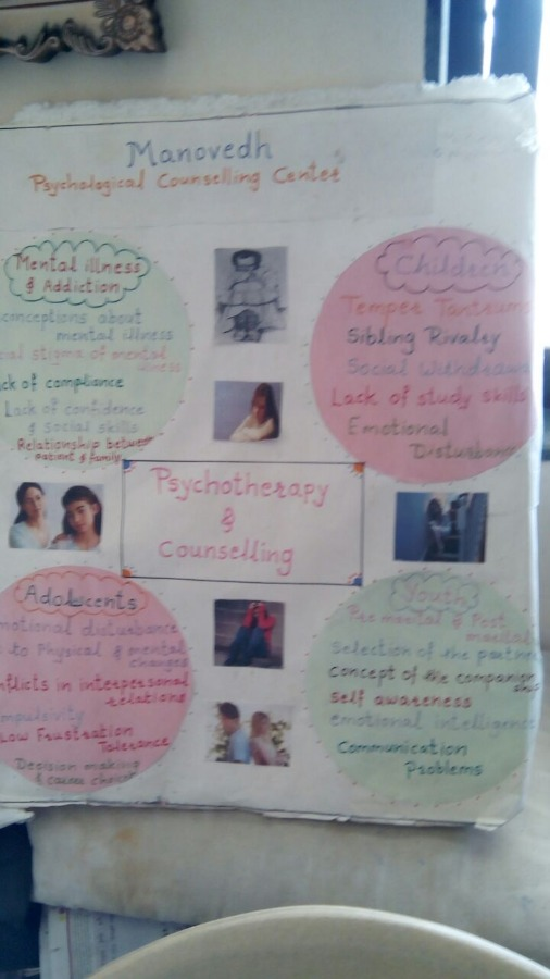 Manovedh Psychological Counselling Center, Pune