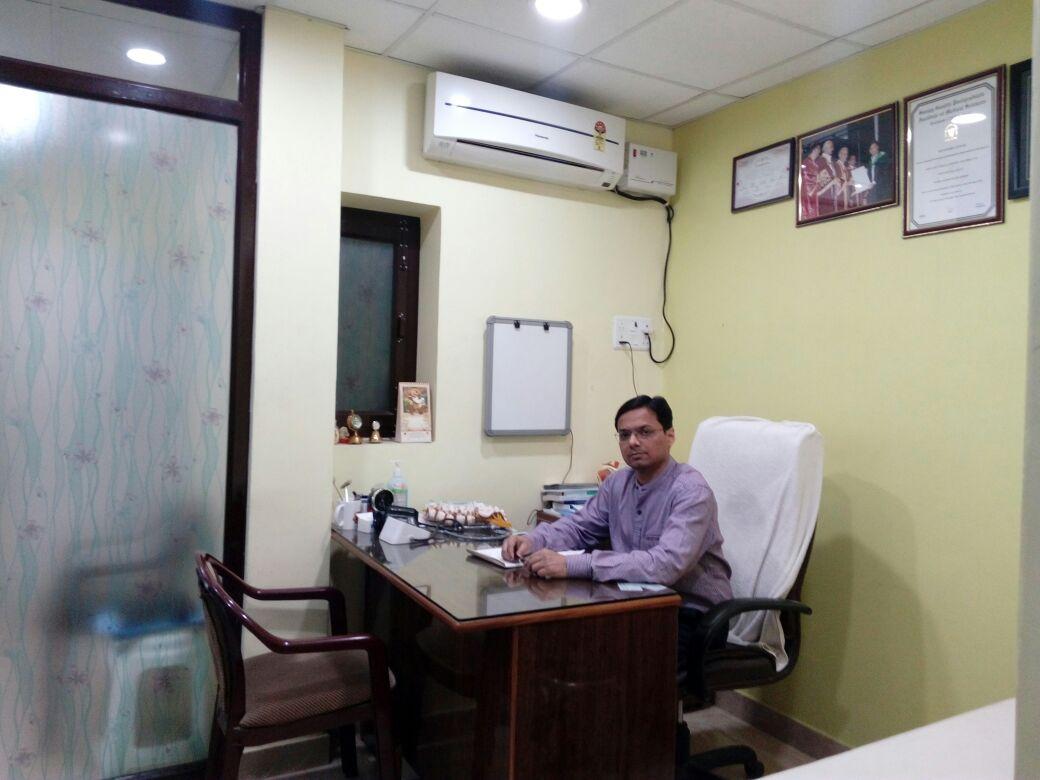 Devendra Singh Interventinal Pain Management, Lucknow
