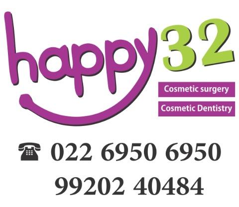 Happy 32 Dental & Cosmetic Clinic, Mumbai