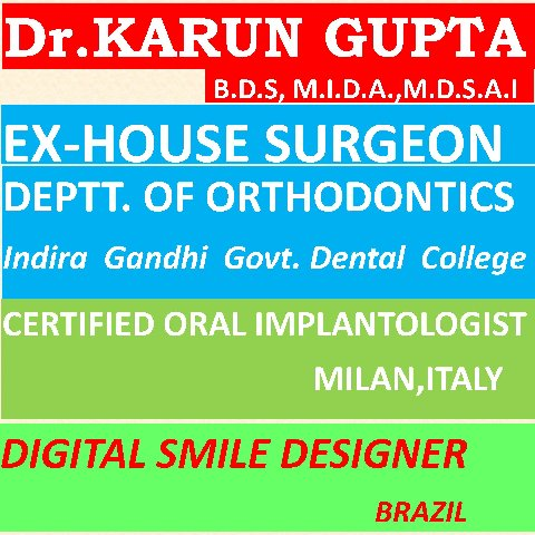We Relieve Your Pain At Karun'S Dental Clinic, Jammu
