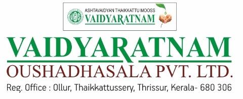 Vaidyaratnam oushadhasala pvt. Ltd, Bangalore