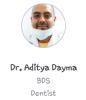 Dr. Aditya Dayma - Dentist, Bhopal