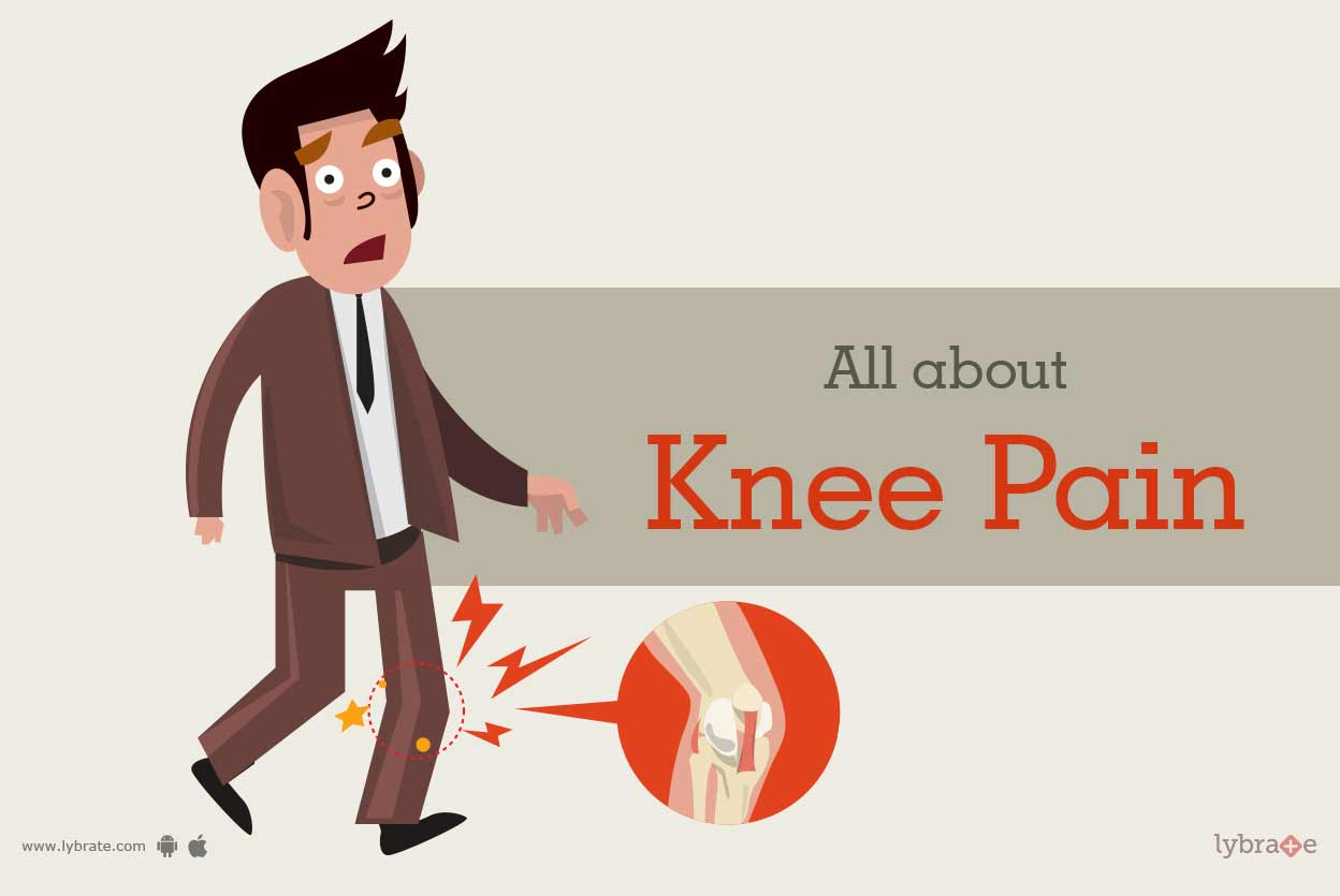 All About Knee Pain - By Dr. Sharad Purohit | Lybrate