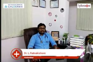 Lybrate | Dr. L ratnakishore speaks on importance of treating acne early