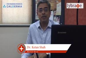 Lybrate | Dr. Ketan shah speaks on importance of treating acne early