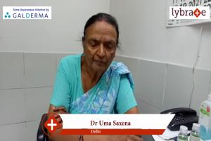 Lybrate | Dr. Uma saxena speaks on importance of treating acne early.