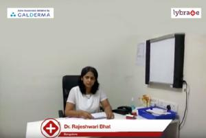 Lybrate | Dr. Rajeshwari bhat speaks on importance of treating acne early