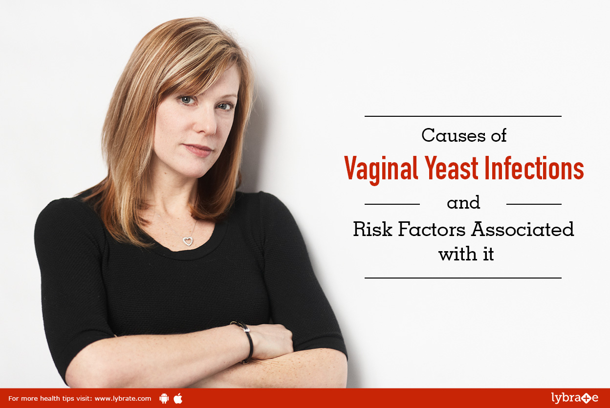 Risk of multiple vaginal yeast infection
