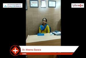 Lybrate | Dr. Meenu barara speaks on importance of treating acne early