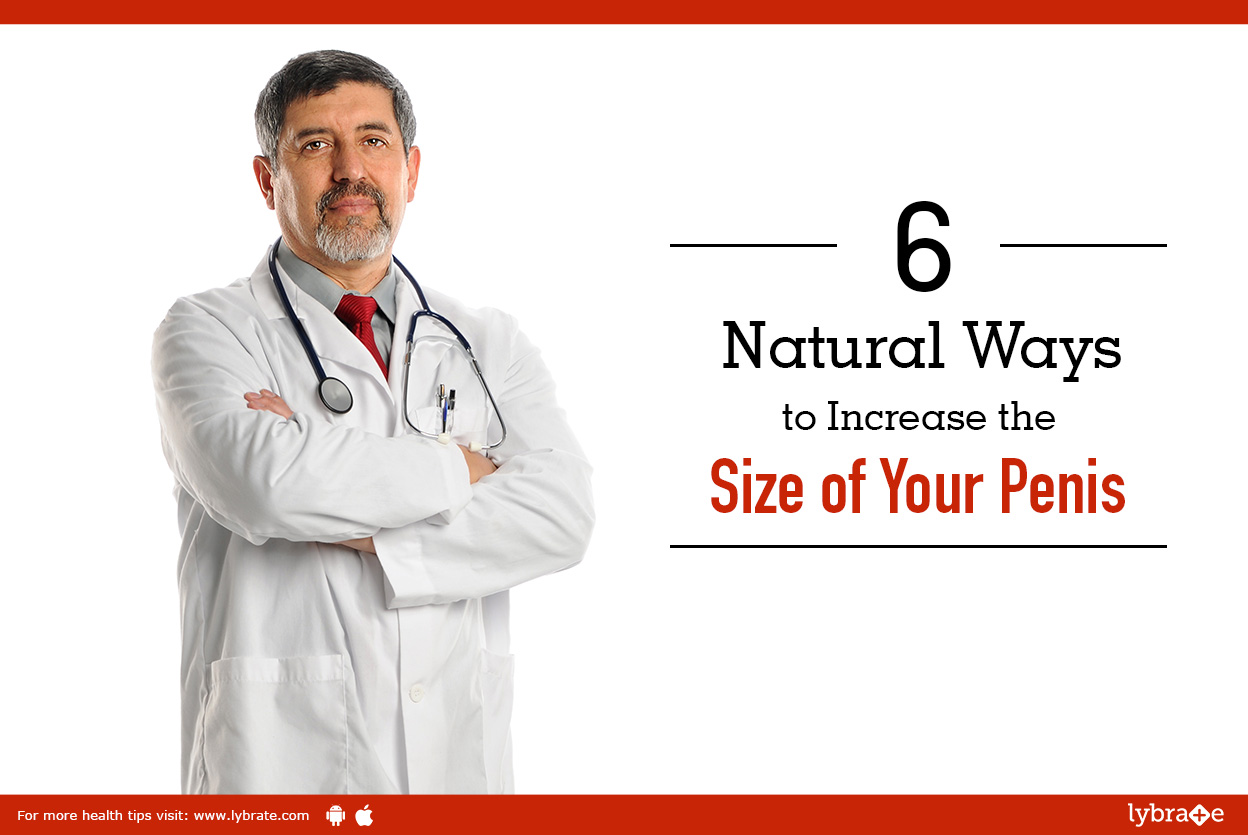 Easy Ways To Increase Penis Size