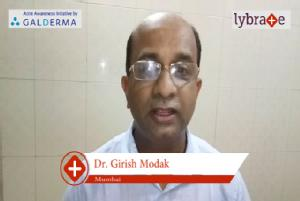 Lybrate | Dr. Girish modak speaks on importance of treating acne early.