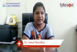 Lybrate | Dr. Sonal shendkar speaks on importance of treating acne early.