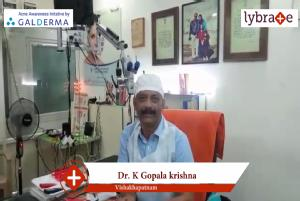 Lybrate | Dr. K gopala krishna speaks on importance of treating acne early.