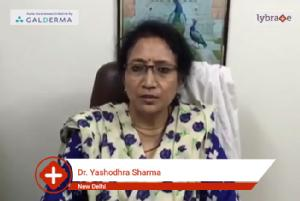 Lybrate | Dr. Yashodhara sharma speaks on importance of treating acne early