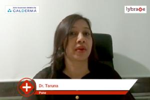 Lybrate | Dr. Taruna speaks on importance of treating acne early